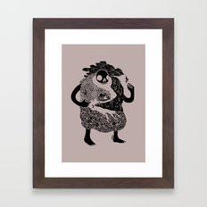 The Ark Framed Art Print