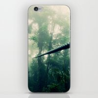 Zip Line iPhone & iPod Skin