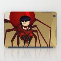 Travel By Spider iPad Case