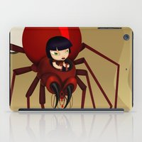 Travel By Spider iPad Case