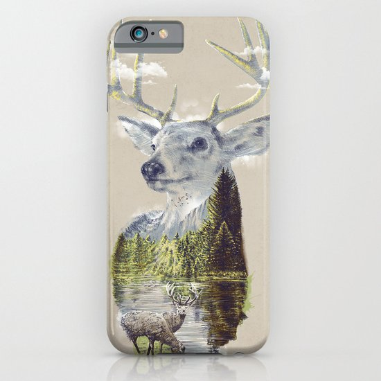 Mo'deer' Nature iPhone & iPod Case