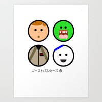 Andy Awesome® Series 2 … Art Print