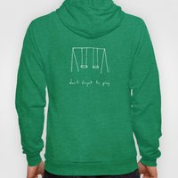 Don't Forget To Play - R… Hoody