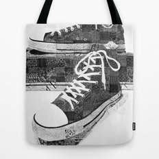 Get Chucked Tote Bag
