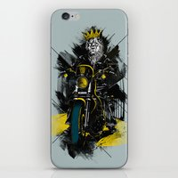 Sons Of Monarchy iPhone & iPod Skin