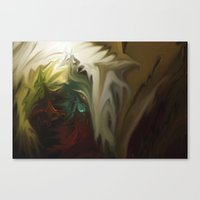 Holy Vision Canvas Print