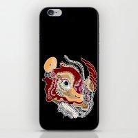 White Rhino Dinosaur iPhone & iPod Skin