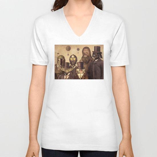 Victorian Wars (A2 format)  V-neck T-shirt