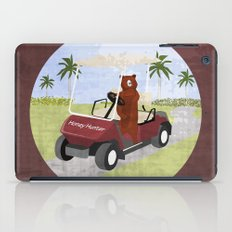 #HoneyHunter iPad Case
