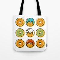 Donuts. Tote Bag