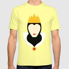 Mirror Mirror Lemon SMALL Mens Fitted Tee
