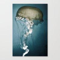 Sea Lantern Canvas Print