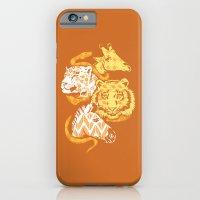 Animal Prints iPhone 6 Slim Case