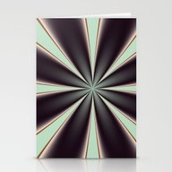 Fractal Pinch In BMAP01 Stationery Cards
