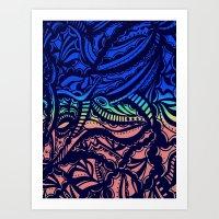 Color Lover  Art Print