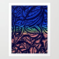 Color Lover  Art Print