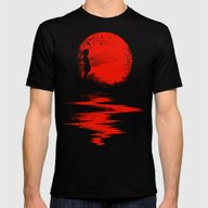 T-shirt featuring The Land Of The Rising S… by Nicebleed