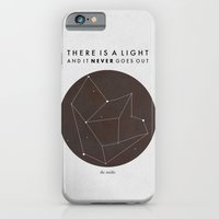 iPhone & iPod Case featuring There Is A Light by Nan Lawson