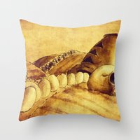 Cannuovi Throw Pillow