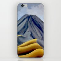 Ngauruhoe - Mount Doom 2 iPhone & iPod Skin