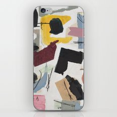 Large Collage With Paint 1 iPhone & iPod Skin