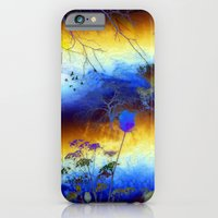 ABSTRACT - My blue heaven iPhone 6 Slim Case