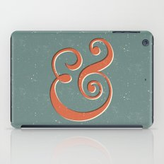 Ampersand iPad Case