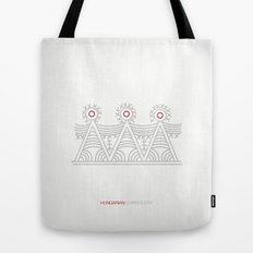 Hungarian Embroidery no.1 Tote Bag