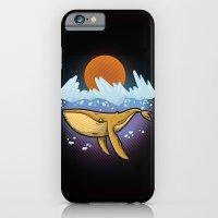 Purple Ocean iPhone 6 Slim Case