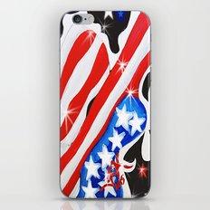 American Guitar  iPhone & iPod Skin
