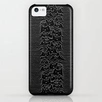 iPhone 5c Cases featuring Furr Division Cats by Tobe Fonseca