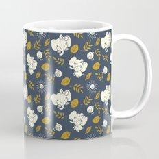 Cute Elephants Land Mug