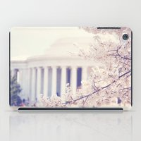Cherry Blossoms At The J… iPad Case