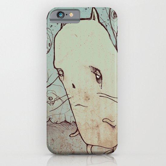 Ghost Cat iPhone & iPod Case
