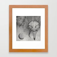 Nekyia Framed Art Print