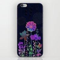 Flower Tales 3 iPhone & iPod Skin