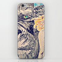 Kong for the Mikes iPhone & iPod Skin