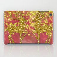 Sparkling Deer iPad Case