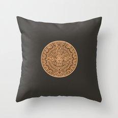 mayan Throw Pillow