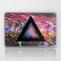 Marble Triangle Laptop & iPad Skin