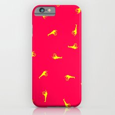 Giraffes | Animals Slim Case iPhone 6s