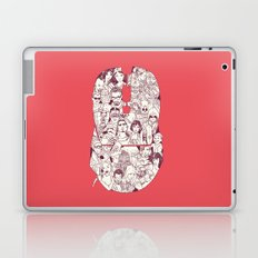 Adulthood Mash-Up Laptop & iPad Skin