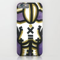 iPhone & iPod Case featuring Becoming an Idolized Deity by Sean Martorana