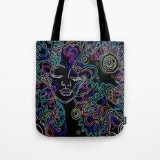 Hyperland Tote Bag