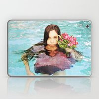 She Realized People Are Not Always What They Appear to Be Laptop & iPad Skin