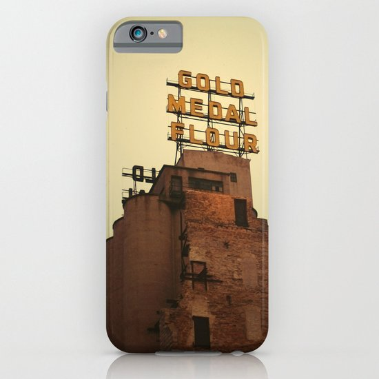 Gold Medal Flour iPhone & iPod Case
