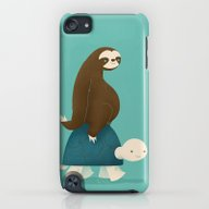 Slow Ride iPod touch Slim Case
