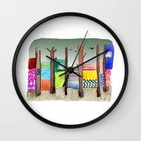 Imaginary Adventure Wall Clock