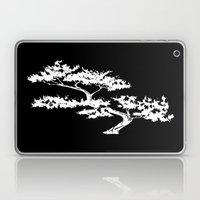 Bonzai Tree Reversed On … Laptop & iPad Skin