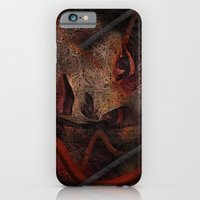 Shell - Cyborg Portrait iPhone 6 Slim Case